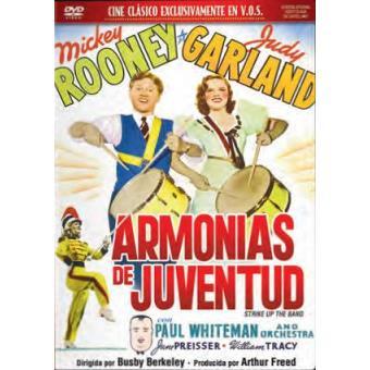 Armonías de juventud V.O.S. - DVD