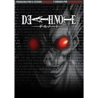 Death Note - Temporadas 1-2  - DVD