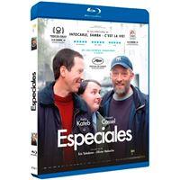 Especiales - Blu-ray