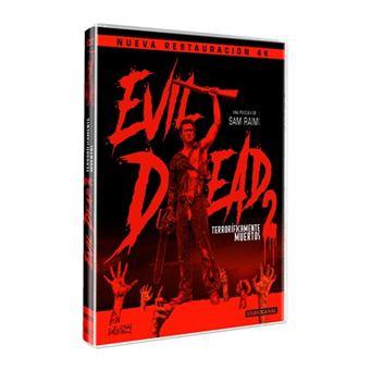 Terrorificamente muertos - DVD