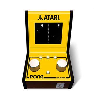 Consola Retro  Arcade Atari 5 Game Mini Paddle