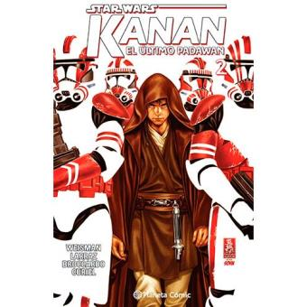 Star Wars Kanan 2: El último padawan