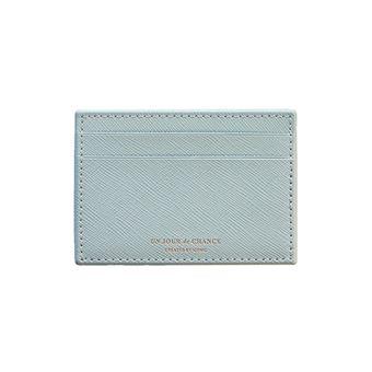 Tarjetero Iconic pocket verde vintage