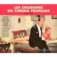 Les Chansons Du Cinema Francais 1930 - 1962 B.S.O