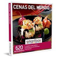 Caja Regalo Smartbox - Cenas del Mundo