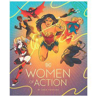 DC Comics - Women of Action