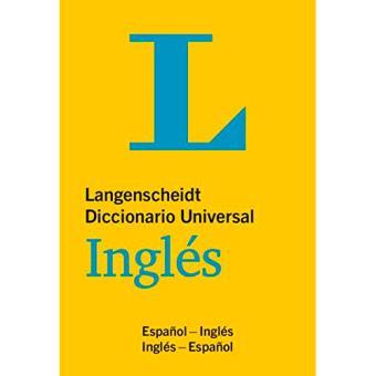 Langenscheidt. Diccionario Universal Inglés/Español