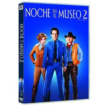 Noche en el museo 2 - DVD