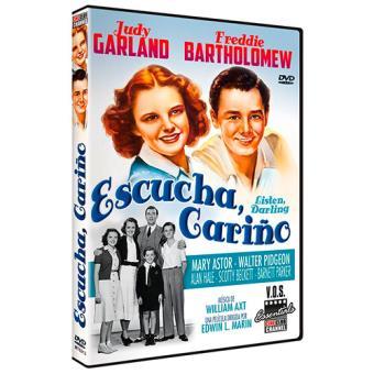 Escucha, cariño (Listen, Darling) (V.O.S.) - DVD