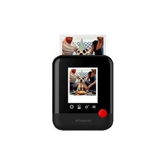 Cámara instantánea digital Polaroid Pop Negro