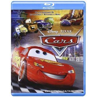 Cars - Blu-Ray