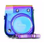 Funda Fujifilm Bolso Iridiscente para Instax Mini 11