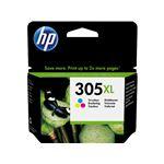 Cartucho de tinta HP 305XL Tricolor