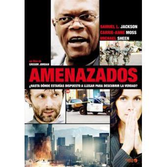 Amenazados - DVD