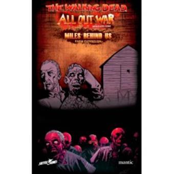 The Walking Dead: All Out War. Expansión kilómetros a las espaldas