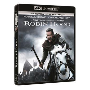 Robin Hood - UHD + Blu-Ray