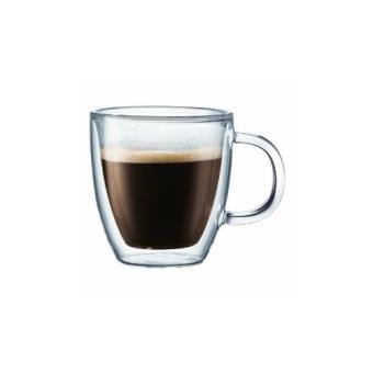 Bodum Bistro taza térmica doble pared 0,15L.