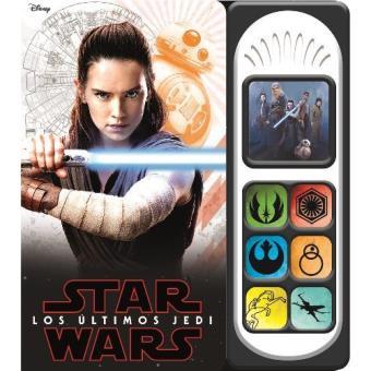 Star Wars Episodio VIII con botones