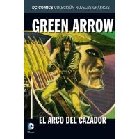 Green Arrow. El arco del cazador