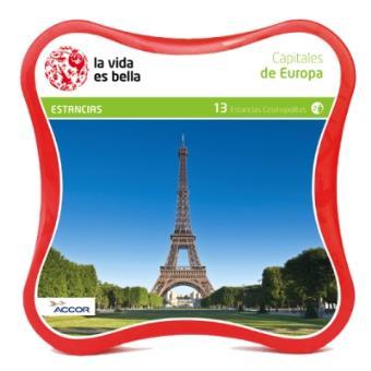La vida es bella. Capitales de Europa 2012