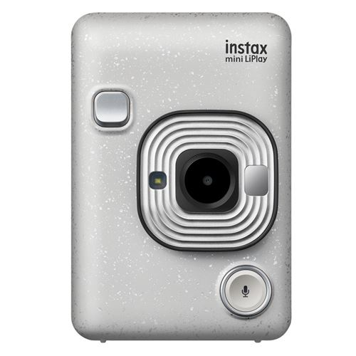 Cámara instantánea Fujifilm Instax Mini LiPlay Blanco