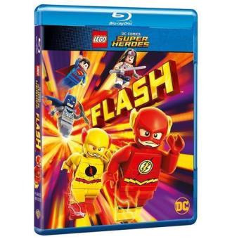 LEGO DC Super Heroes: Flash - Blu-Ray