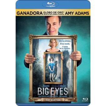 Big Eyes - Blu-Ray