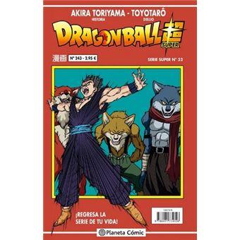 Dragon Ball - Serie Roja 243