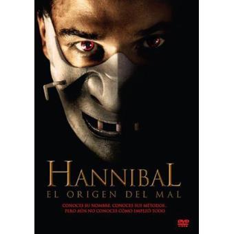Hannibal, el origen del mal - DVD