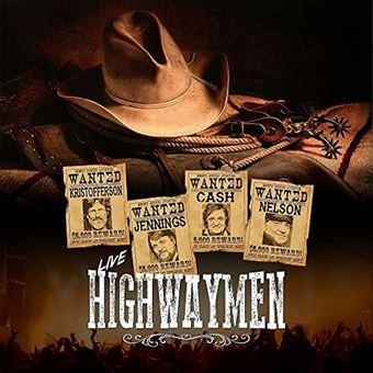 Live Highwaymen - Vinilo