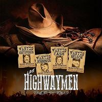 Live Highwaymen - Vinilo