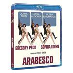 Arabesco - Blu-Ray