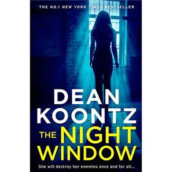 Jane Hawk Thriller 5 - The Night Window