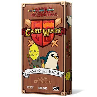 Card Wars - Limoncio contra Gunter