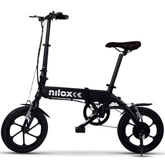 Bicicleta eléctrica Nilox X2 Plus