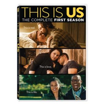 This Is Us  Temporada 1 - DVD