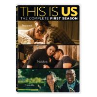 This Is Us - Temporada 1 - DVD