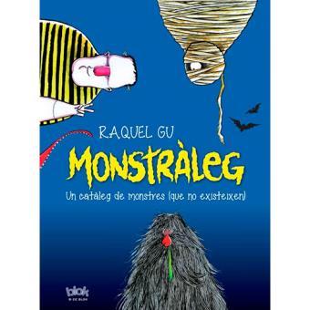 Monstràleg (un catàleg de monstres que no existeixen)
