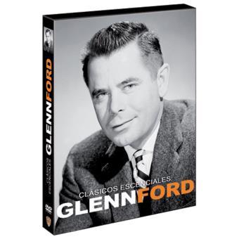 Pack Glenn Ford + Libro - DVD