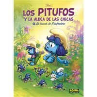 Los Pitufos y la aldea de las chicas 2. La traición de pitufirretoño