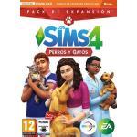 Los Sims 4 Expansión Perros y Gatos