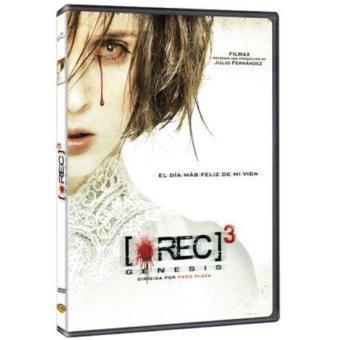 REC 3: Génesis - [•REC]³ - DVD