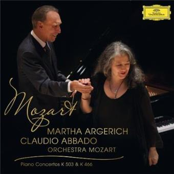 Mozart: Piano Concerto No.25 In C Major K.503; Piano Concerto No.20 In D Minor K.466 - Vinilo