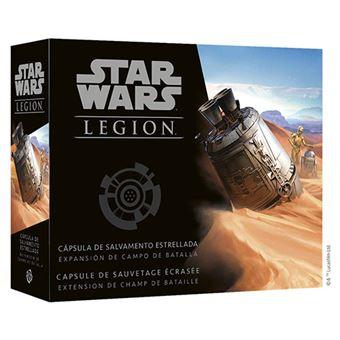 Star Wars Legion - Cápsula de salvamento estrellada