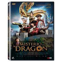 El misterio del dragón - DVD