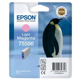 Epson cartucho Magenta Claro T5596