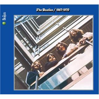 """1967-1970 """"Blue"""" - Vinilo"""
