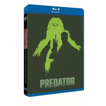 Depredador.  Ed Extendida - Blu-Ray