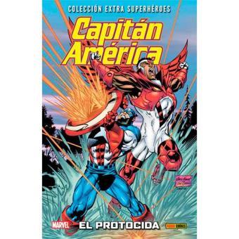 Marvel: Capitán américa 3: El protocida