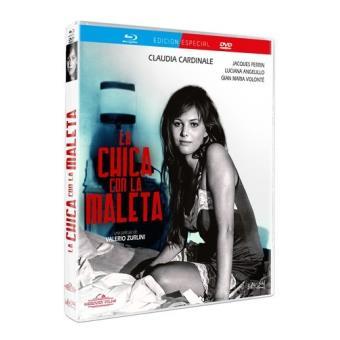 La chica con la maleta - Blu-Ray + DVD